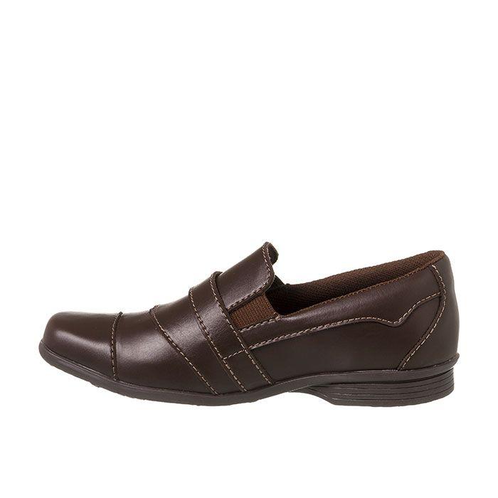 Sapato Social Infantil Masculino Marrom + Cinto   Classic