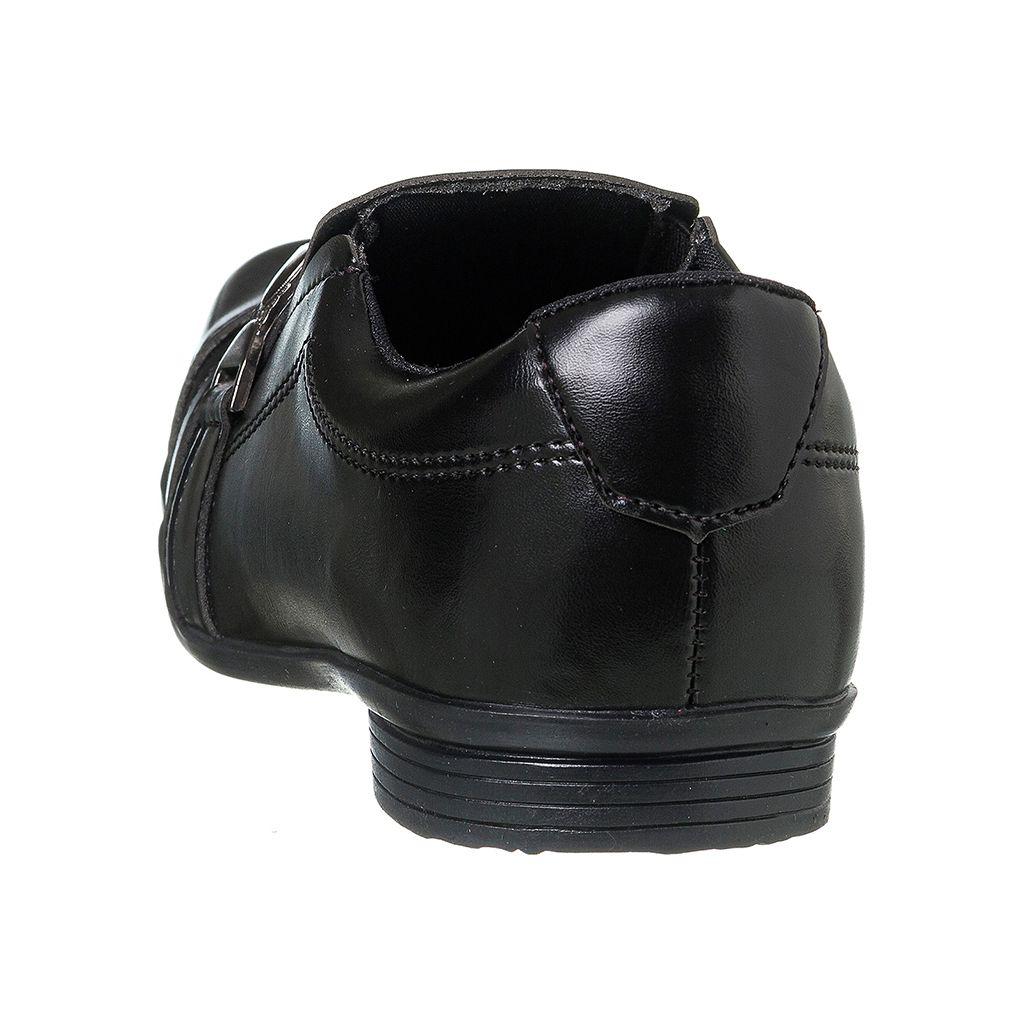 Sapato Social Menino Fivela - Preto + Cinto | Classic