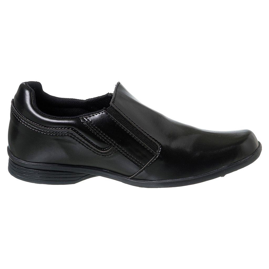 Sapato Social Menino - Preto + Cinto | Classic