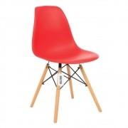 Cadeira eames eiffel dsw base madeira wood kelter