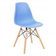 Cadeira Eames Eiffel DSW Kelter KC203 Azul