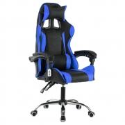 Cadeira Gamer Giratória Kelter Azul V705