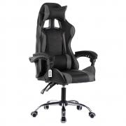 Cadeira Gamer Giratória Kelter Cinza V702
