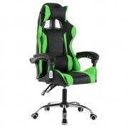 Cadeira Gamer Giratória Kelter Verde V704