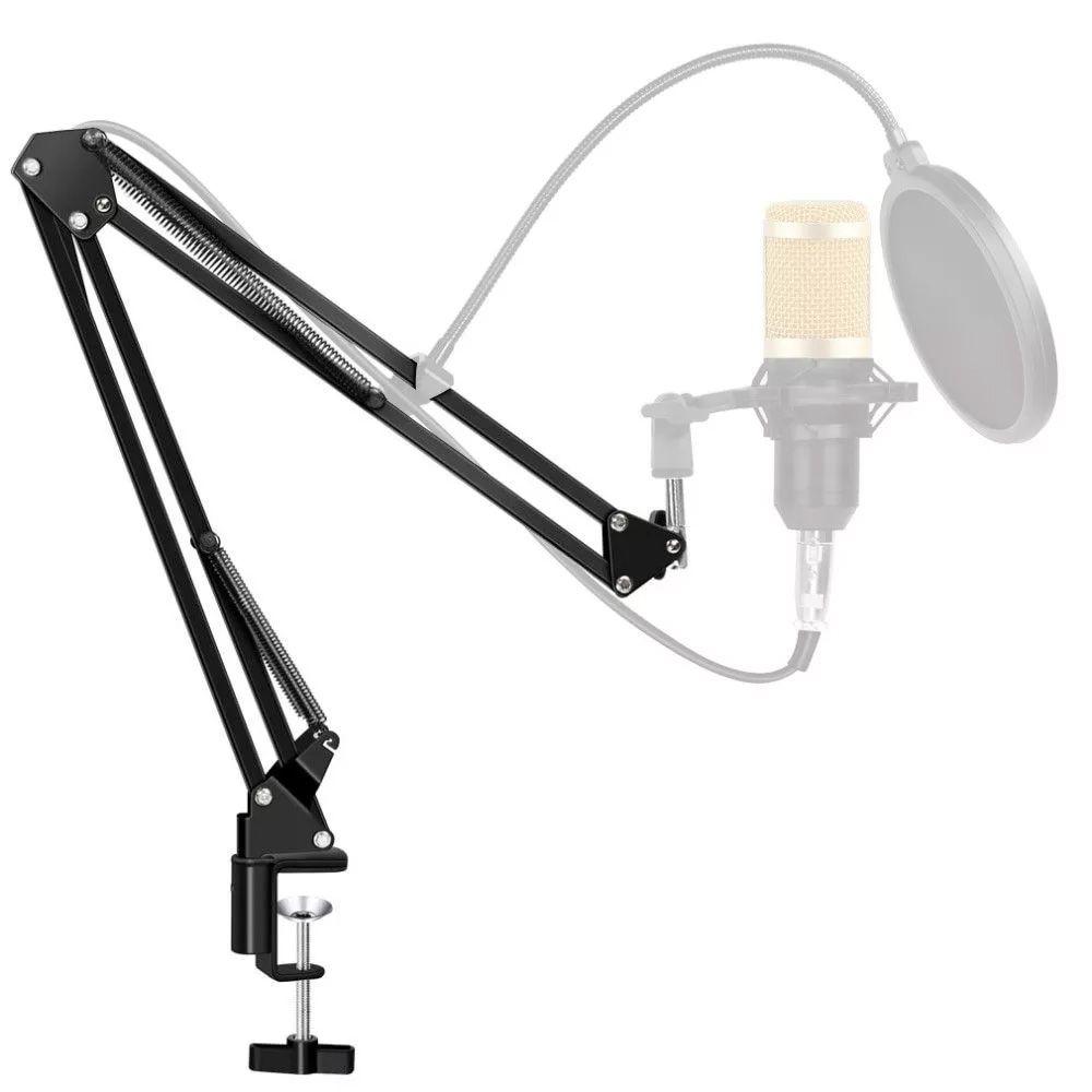 Braço Articulado Para Microfone BM800 Kelter KE110
