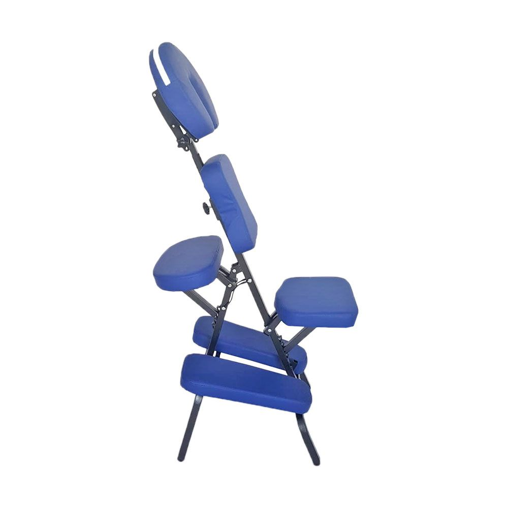 Cadeira De Massagem (quick massage) Shiatsu Azul Kelter KS203
