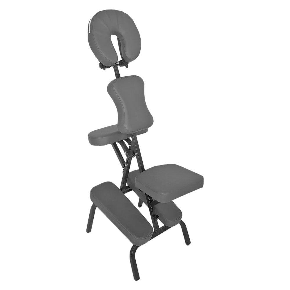 Cadeira De Massagem Shiatsu Kelter KS205 Cinza