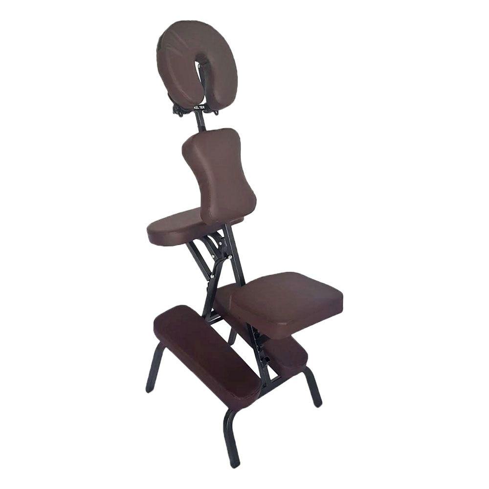 Cadeira De Massagem Shiatsu Kelter KS204 Marrom
