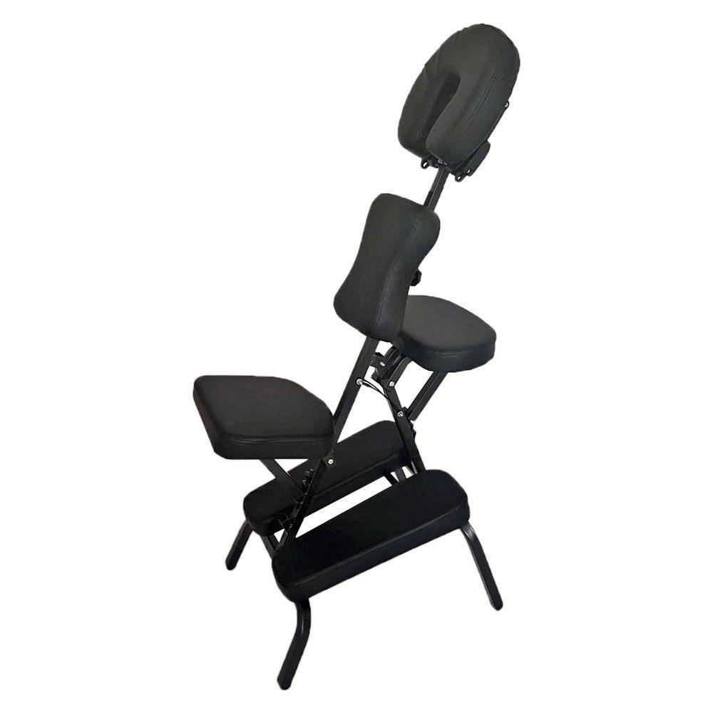 Cadeira De Massagem Shiatsu Kelter KS202 Preta