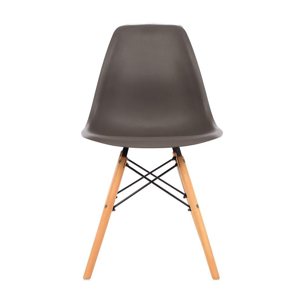 Kit 2 Cadeira Eiffel Sala Jantar Cozinha Escritório Eames Kelter Fendi K-C210