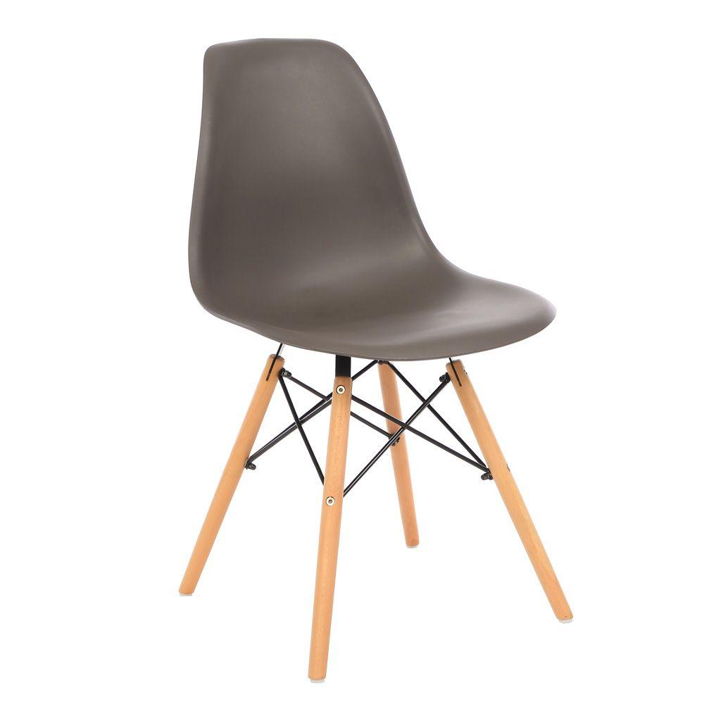 Kit 3 Cadeira Eiffel Sala Jantar Cozinha Escritório Eames Kelter Fendi K-C210