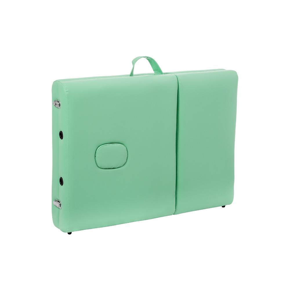 Maca Articulada Dobrável Em Maleta Portátil Kelter M44 Verde