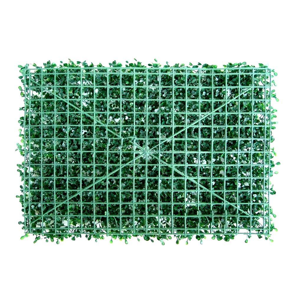 Placa Buchinho 40cm x 60cm Grama Artificial Muro Inglês Kelter KG102