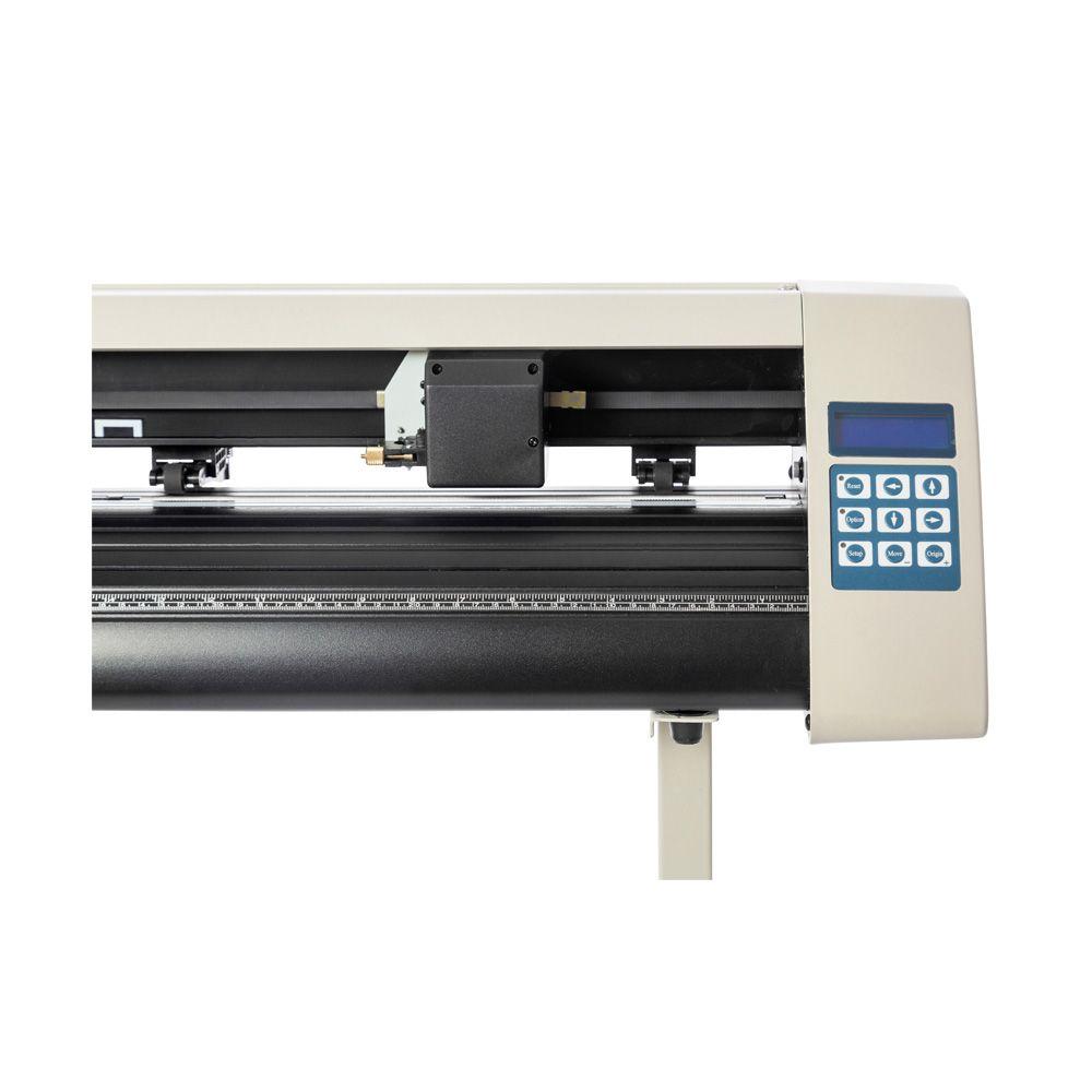 Plotter De Recorte Kelter 72cm Kp720 + Software Laser Contorno