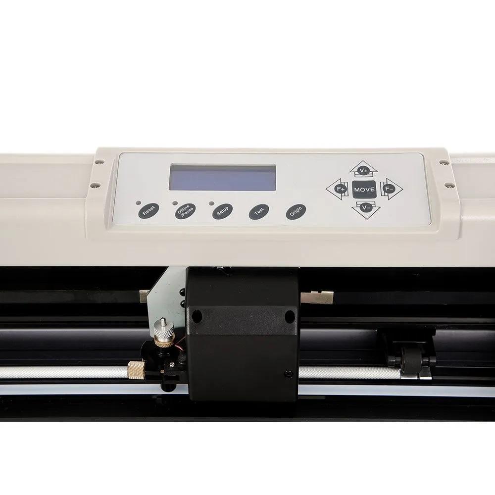 Plotter De Recorte Kelter 87cm Kp870 + Software Laser Contorno