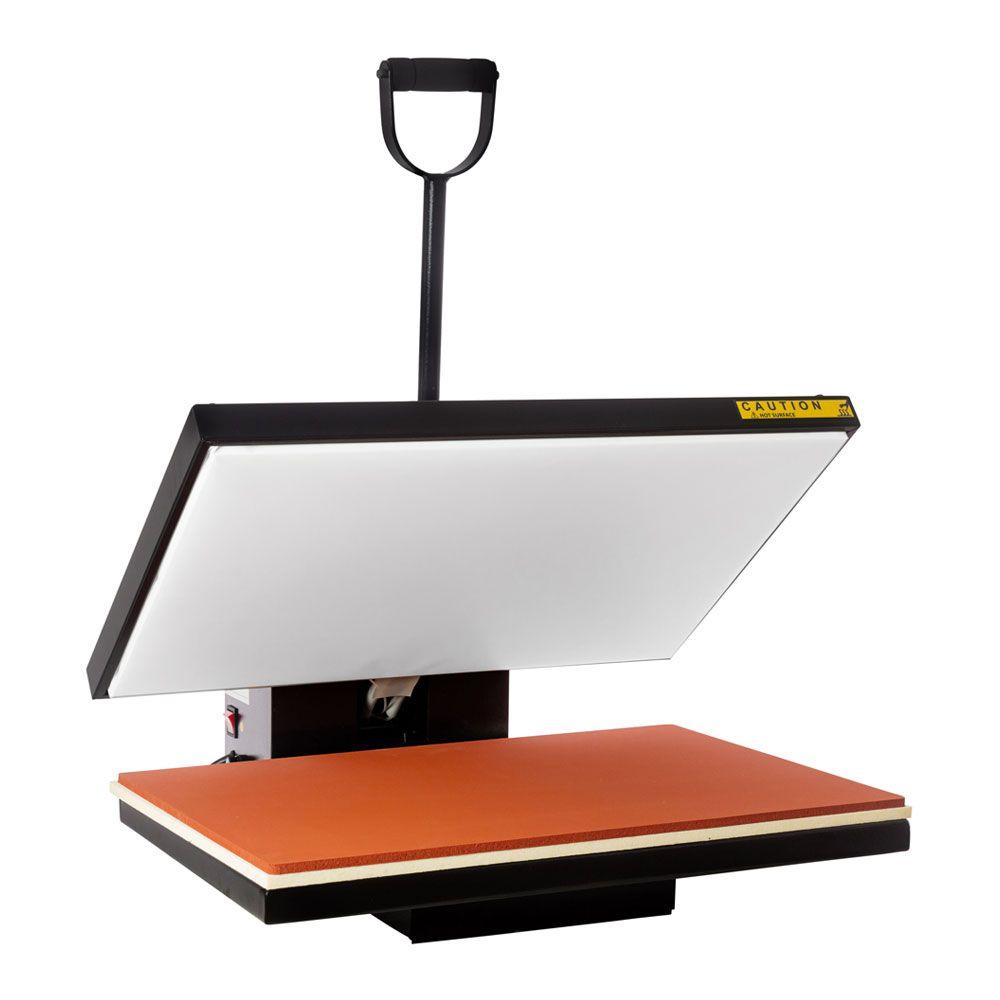 Prensa Grande 40x60cm Plana Sublimação Digital A3 Sublimação Kelter