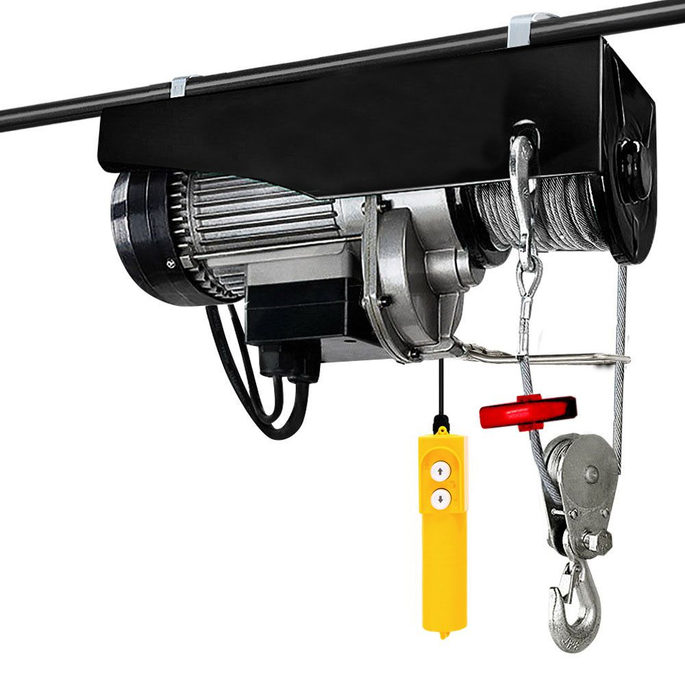 Talha Elétrica Guincho Capacidade De 150/300 kg 220v Kelter Kte300
