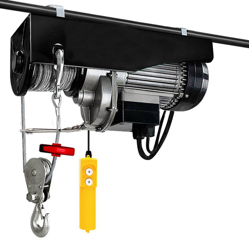 Talha Elétrica Guincho Capacidade De 400/800 Kg 220v Kelter Kte800