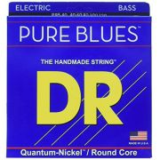 Encordoamento p/Baixo DR STRINGS 5C PURE BLUES 0,40 PB5-40
