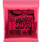 Encordoamento p/Guitarra Ernie Ball Burly Slinky 011-052 - P02226