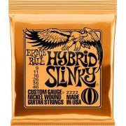 Encordoamento p/Guitarra Ernie Ball Hybrid Slink 09-046 - P02222