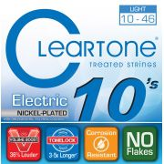 Encordoamento para Guitarra .010 Cleartone Nickel Plated Light 9410