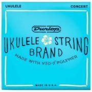 Encordoamento para Ukulele Dunlop 0.10 Concert VSD7
