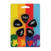 Kit de Palhetas Colecionáveis D'addario THE BEATLES MEET THE BEATLES - HEAVY 1CBK6-10B2