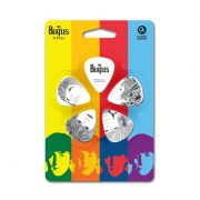 Kit de Palhetas Colecionáveis D'addario THE BEATLES REVOLVER - Heavy 1CWH6-10B1