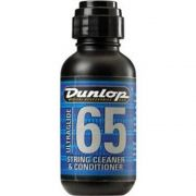 Limpador e Condicionador para Cordas Dunlop F65