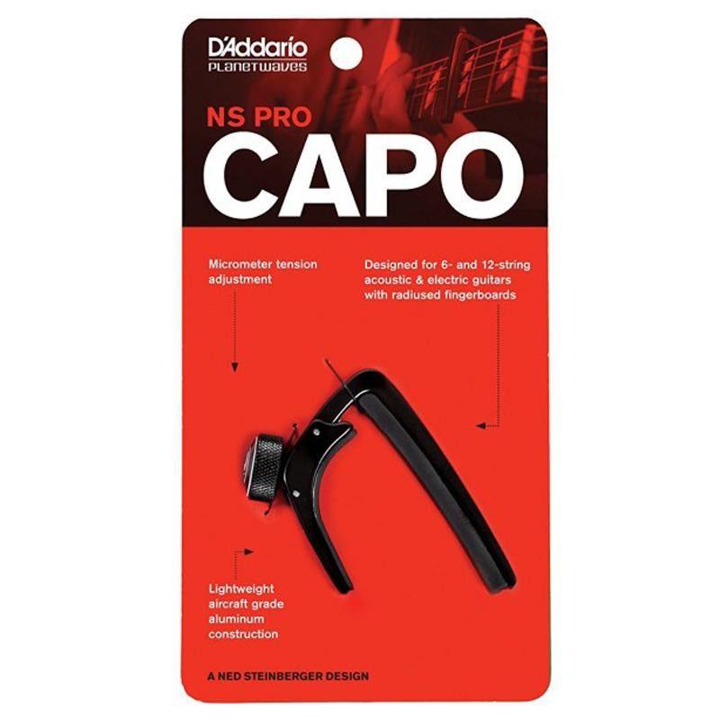 Capotraste D'addario NS CAPO PW-CP-02
