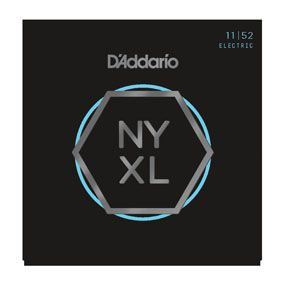 Encordoamento D'addario para Guitarra NYXL-1152  MEDIUM HEAVY