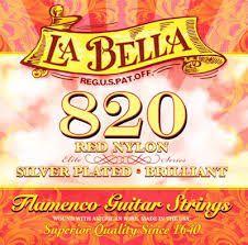 Encordoamento Labella p/Violão Flamenco 820