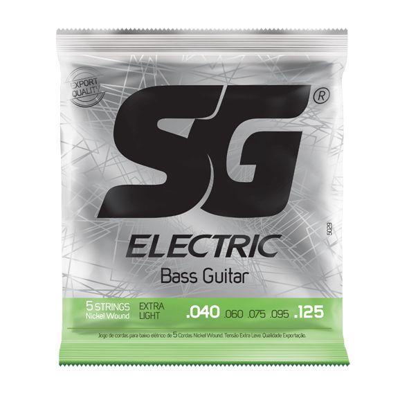 Encordoamento SG p/Baixo 5C .040 Nickel