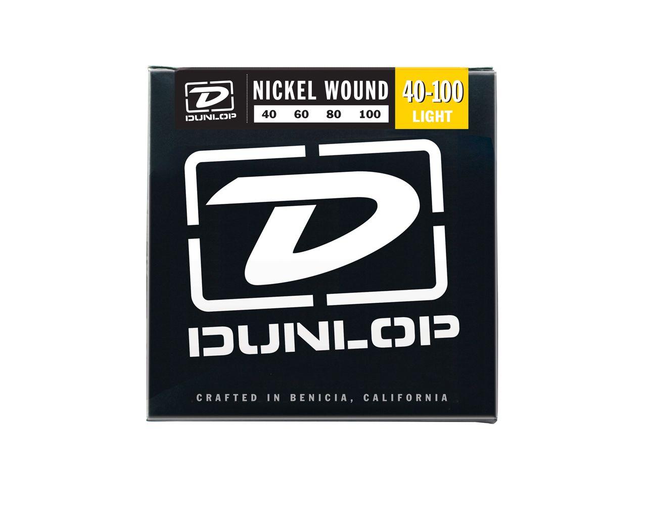 Encordoamento para Baixo 4c Dunlop 0.40