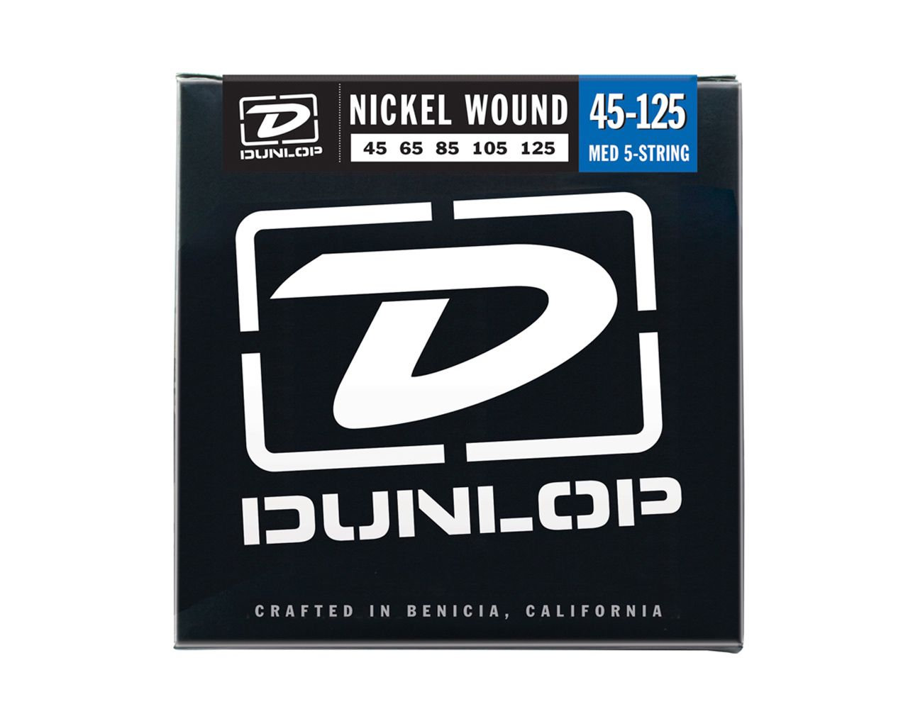 Encordoamento para Baixo 5c Dunlop 0.45 Media