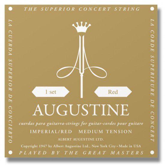 Encordoamento para Violão Nylon Augustine Imperial Red