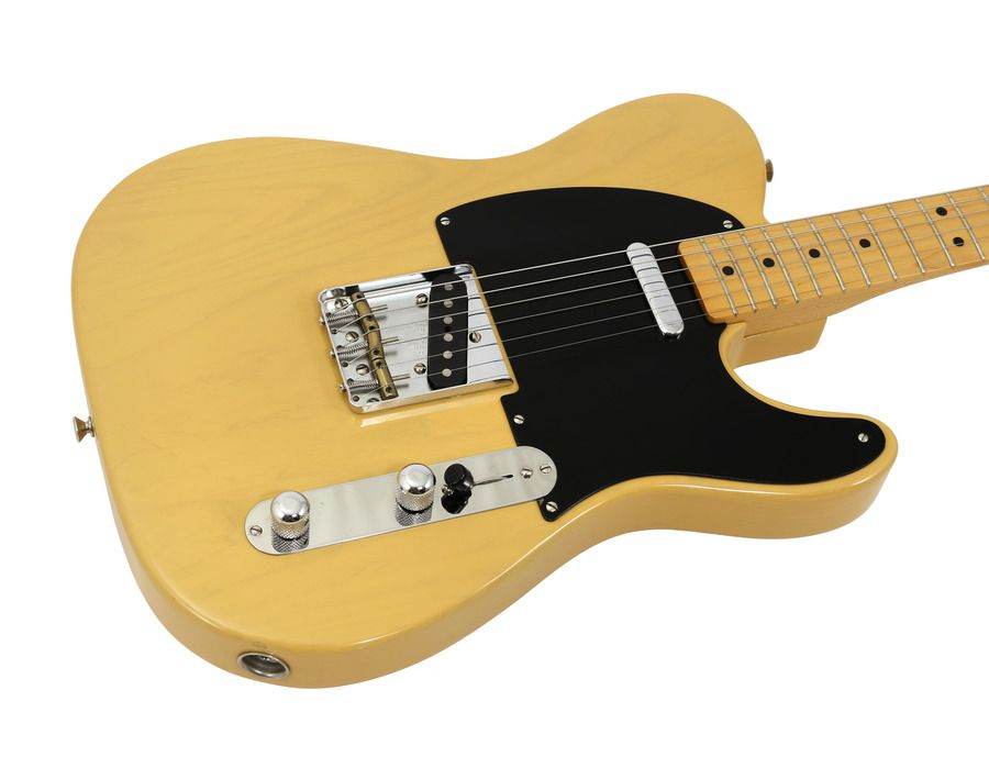 Escudo Fender p/Telecaster Vintage 52 Black
