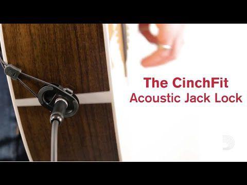 Extensor p/Correia Violão D'Addario Acoustic Cinch Fit PWAJL-01