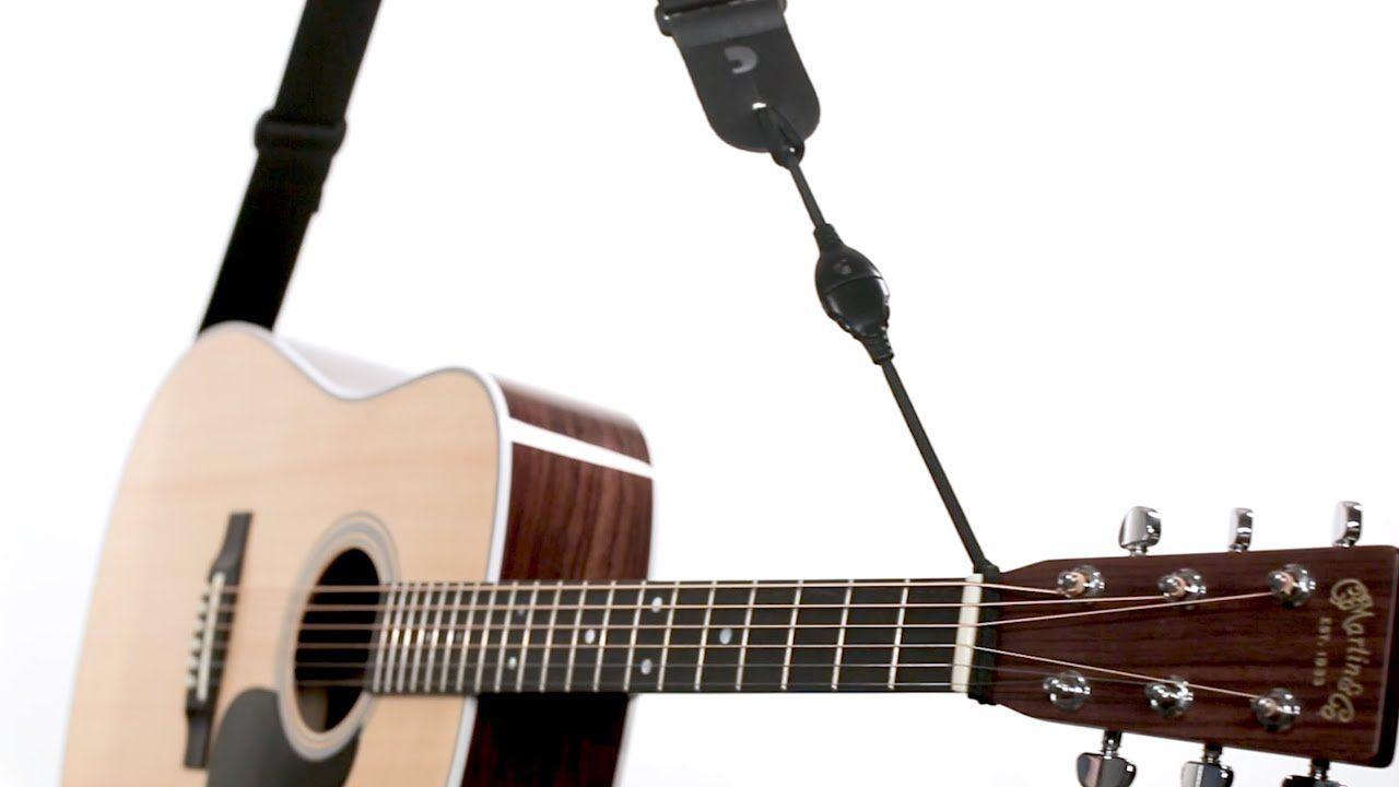 Extensor p/Correia Violão D'Addario Acoustic Quick Release DGS15