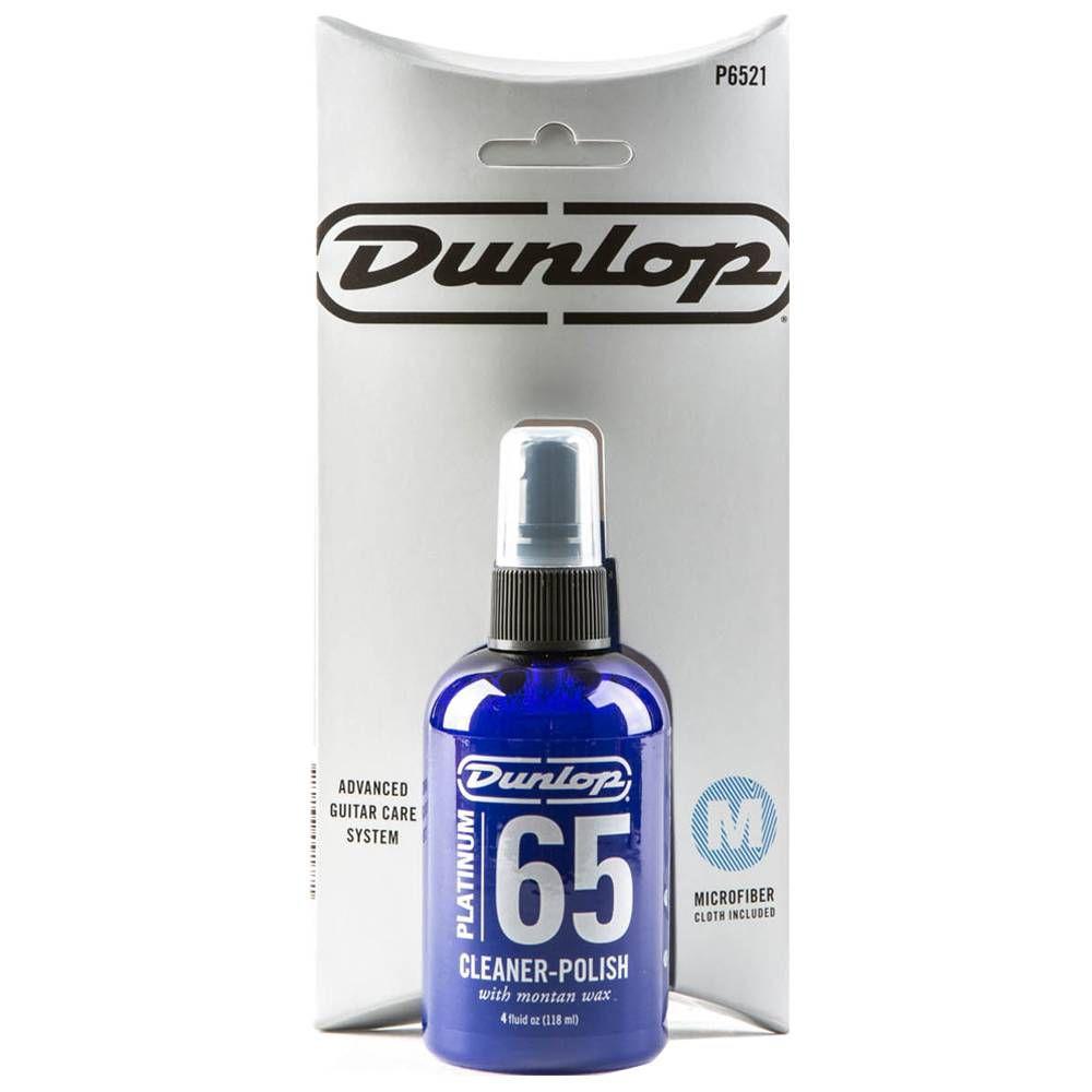 Kit de Limpeza Dunlop F65 Platinum P6521