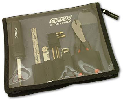 Kit de Manutenção GrooveTech Bass Player Tech Kit GTBAS1