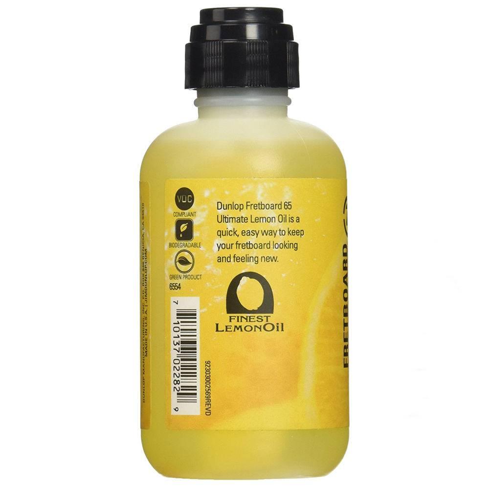 Óleo de Limão Dunlop p/ Escala F65
