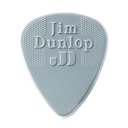 Palheta Dunlop Nylon Standard 60MM Cinza Claro