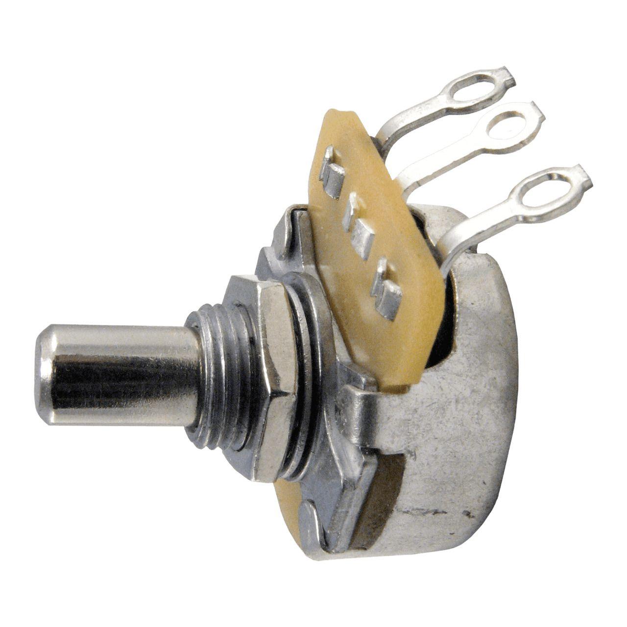 Potenciometro Ernie Ball 250K SOLID  SHAFT (EIXO SOLIDO) P06382