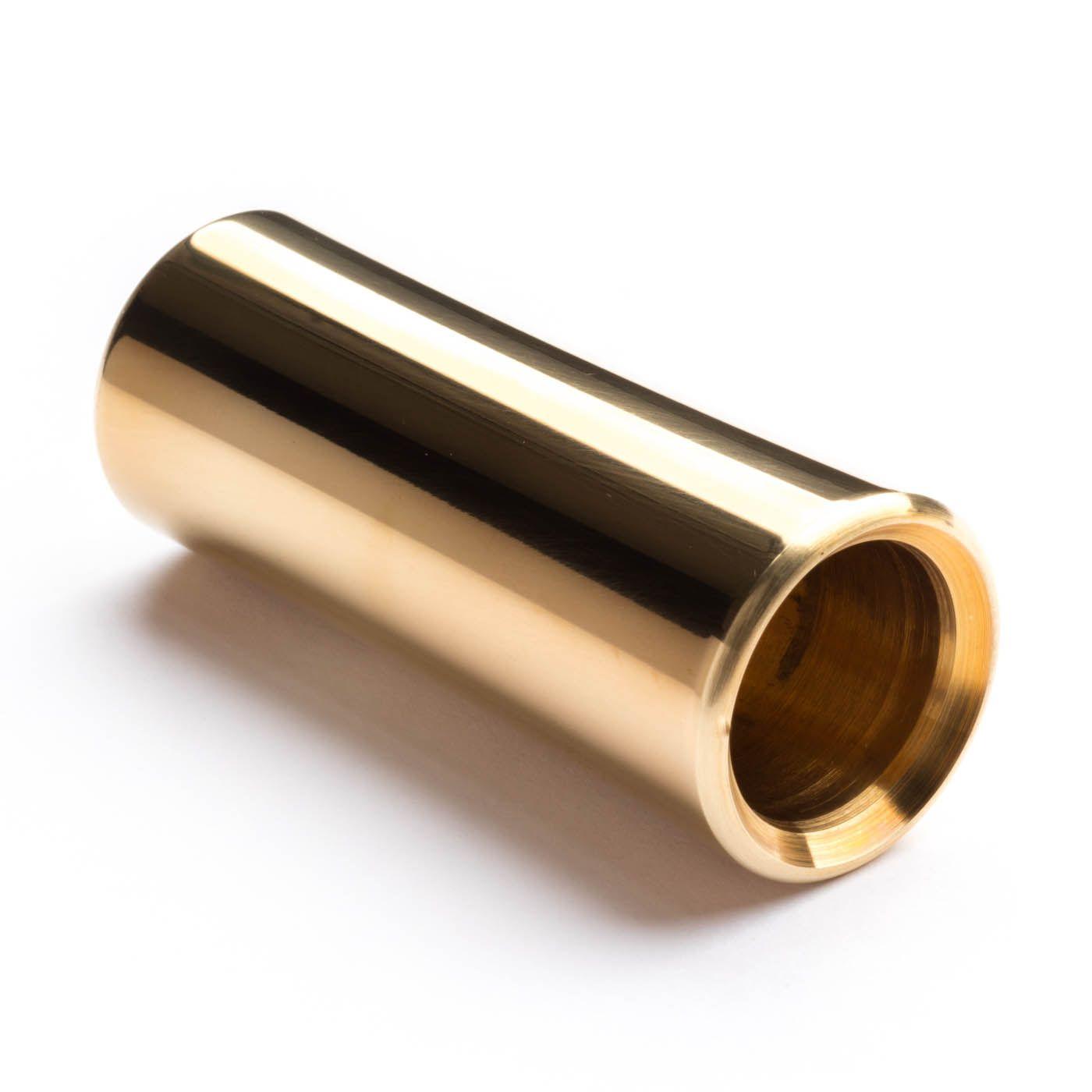 Slide de Latão Dunlop Signature Eric Sardina Preachin Pipe 284 Dourado Med.