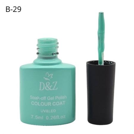 ESMALTE EM GEL D&Z - AZUL BABY-B29