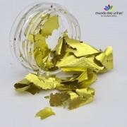 Folha de Ouro - Amarela