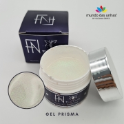 Gel Construtor com Glitter Fan Nails - 15ml - PRISMA