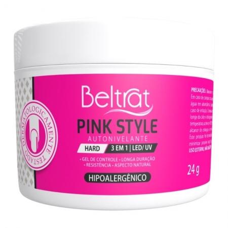 GEL PINK STYLE HARD BELTRAT - 24G